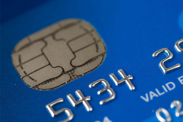 Credit Cards and Microchip Technology